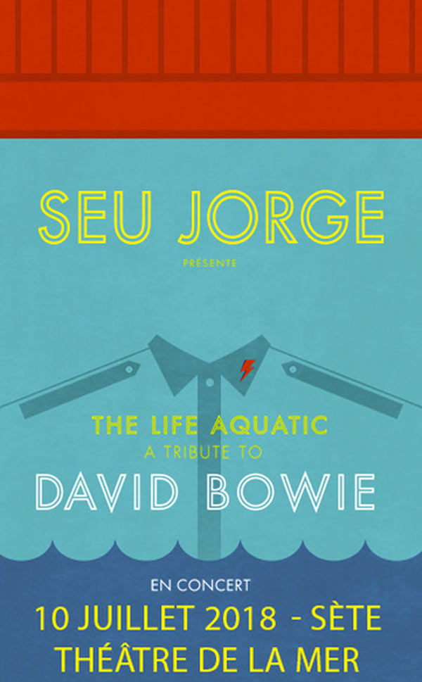 SEU JORGE - THE LIFE AQUATIC