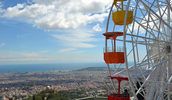 PARC D'ATTRACTIONS DU TIBIDABO