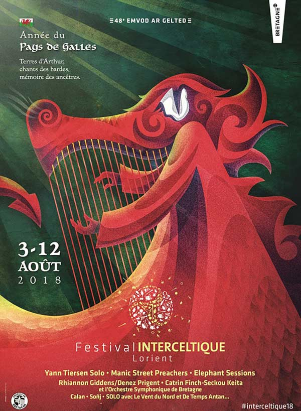 NUIT INTERCELTIQUE DE BRETAGNE N°4