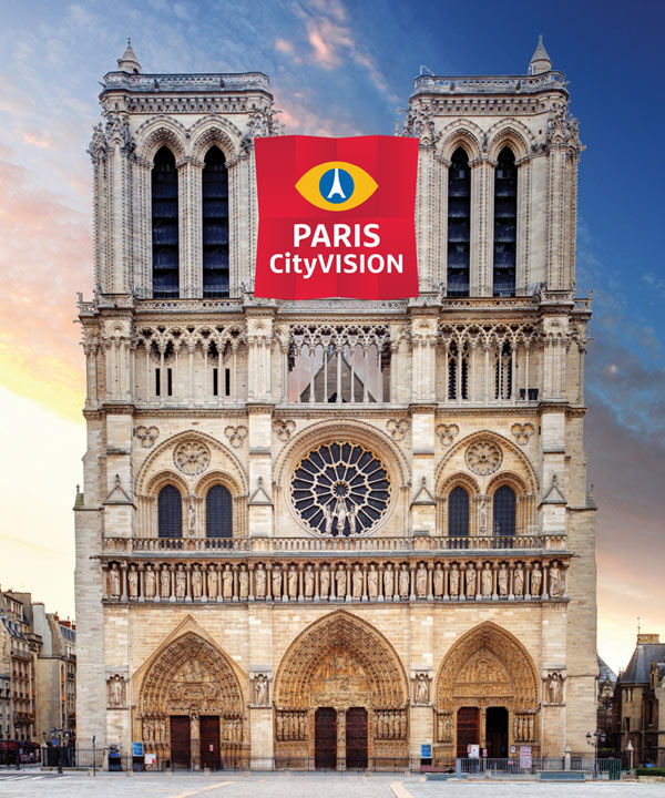 VISITE GUIDEE LES TOURS NOTRE-DAME