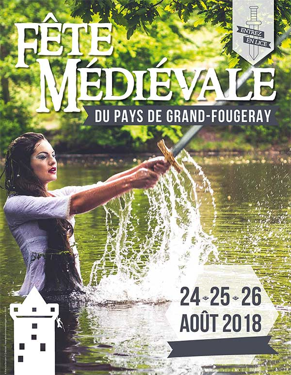 FETE MEDIEVALE GRAND FOUGERAY P.1J