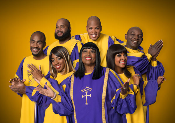 THE GLORY GOSPEL SINGERS