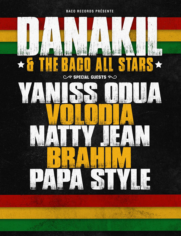 DANAKIL & THE BACO ALL STARS
