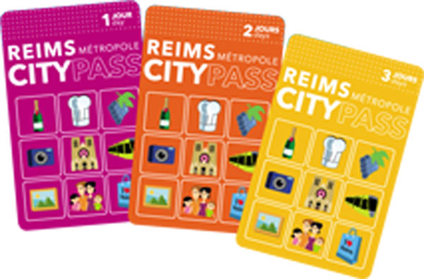 REIMS CITY PASS
