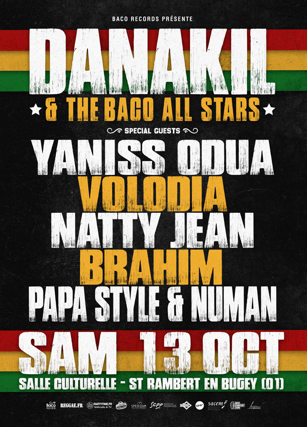 DANAKIL & THE BACO ALLSTARS