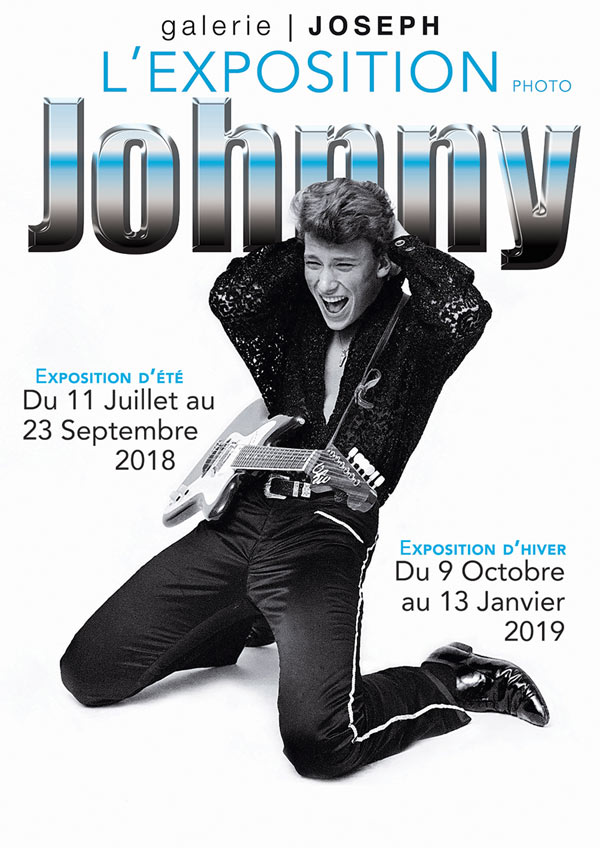 L'EXPOSITION JOHNNY