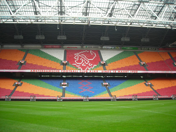AJAX AMSTERDAM / EXCELSIOR