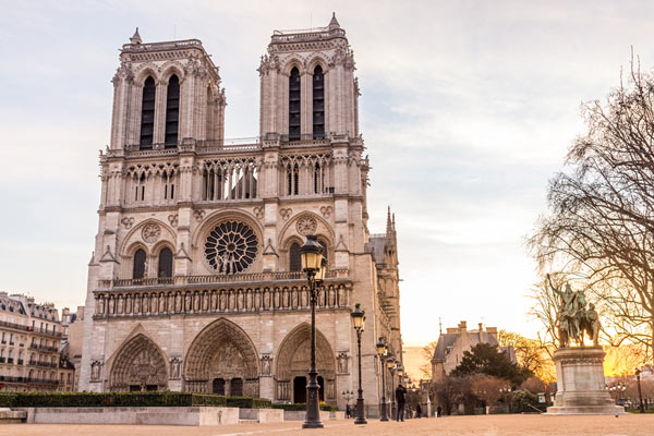 QUARTIER DE NOTRE-DAME AUDIO-GUIDE