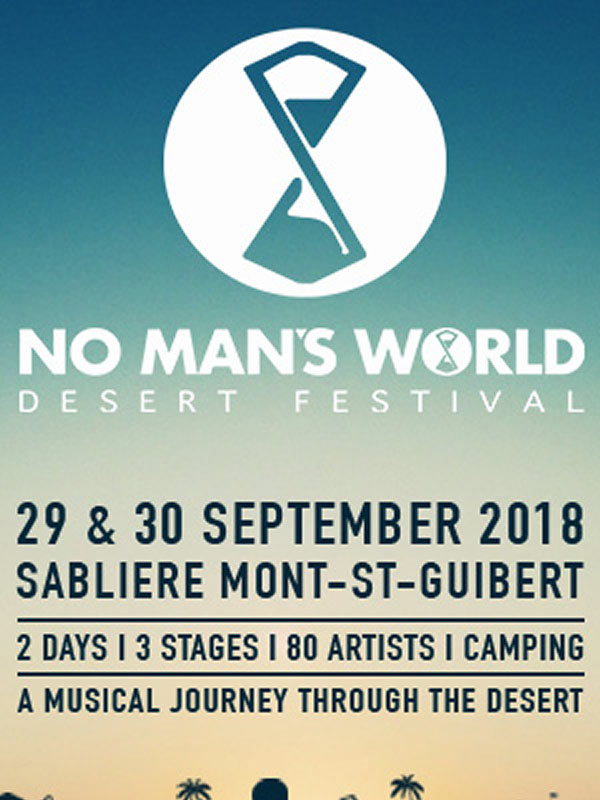 NO MAN'S WORLD FESTIVAL
