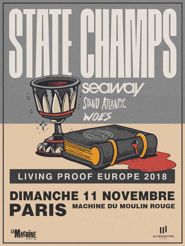STATE CHAMPS + SEAWAY
