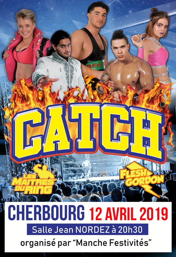 CATCH CHERBOURG