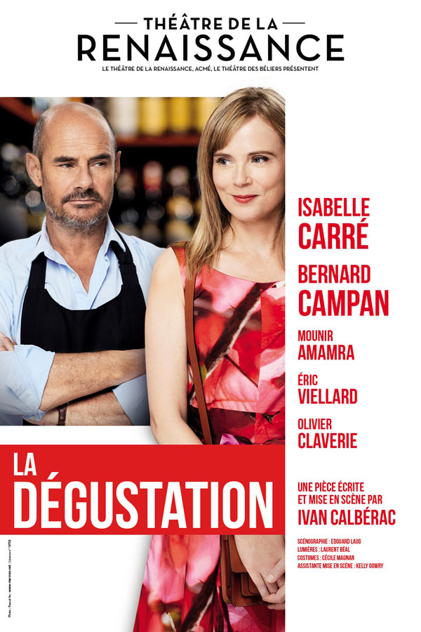 LA DEGUSTATION