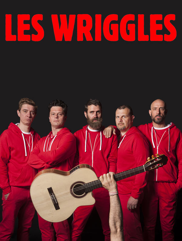 LES WRIGGLES
