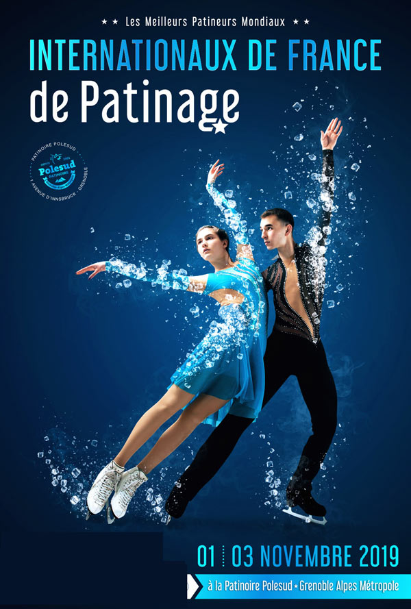 GP - 3 этап. Internationaux de France Grenoble / FRA November 1-3, 2019 INTERNATIONAUX-DE-FRANCE-DE-PA_4129447635966451343