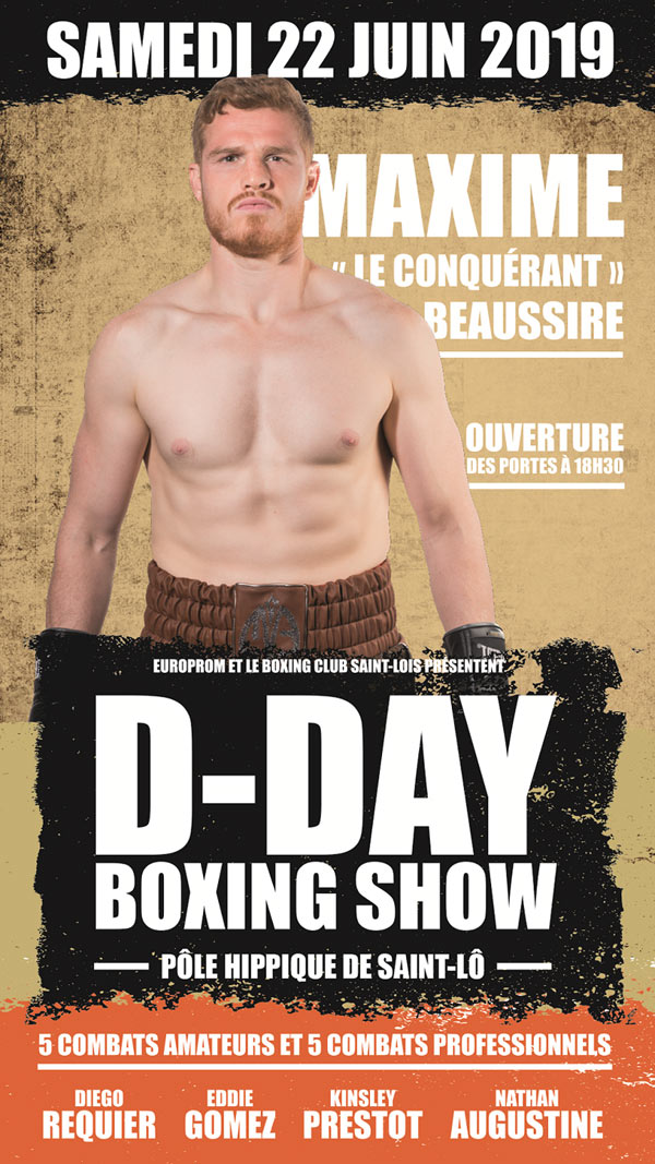 D-DAY BOXING SHOW