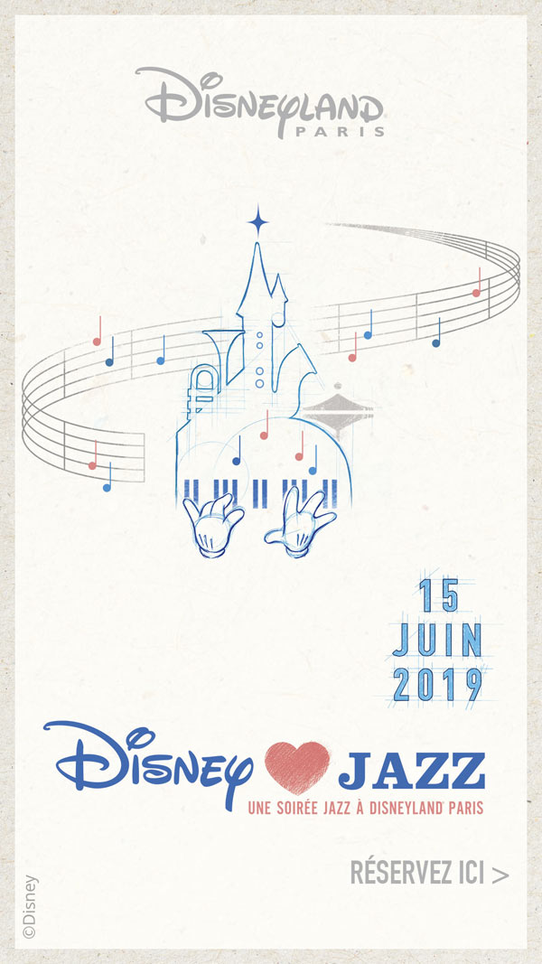 DISNEY LOVES JAZZ PLUS - 22H30