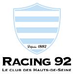Affiche Ubb / racing 92
