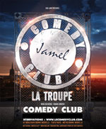 JAMEL COMEDY CLUB LA TROUPE