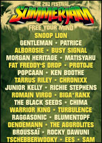 THE 28TH SUMMERJAM FESTIVAL 2013