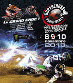 SUPERCROSS DE PARIS - BERCY