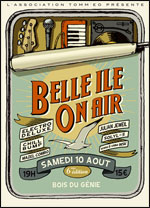 FESTIVAL BELLE ILE ON AIR #6
