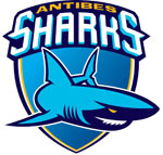 Affiche Antibes sharks / jl bourg