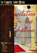 L'INVITATION AU CHATEAU