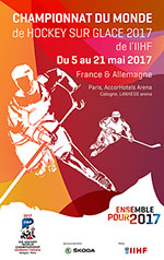 MONDIAL HOCKEY 2017 - PACK JOURNEE 12 MAI 2017