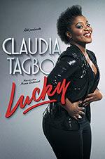 Affiche Claudia tagbo
