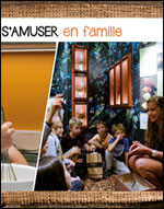 Affiche Atelier famille