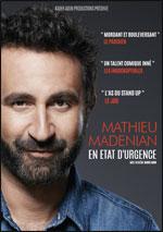 Affiche Mathieu madenian