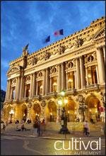 Affiche Les mysteres du palais garnier