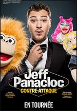 Affiche Jeff panacloc contre attaque