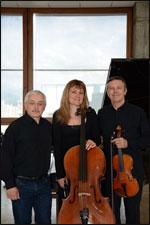 Affiche Trio beethoven et mendelssohn