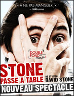 Affiche Stone passe a table