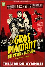 Affiche Le gros diamant du prince ludwig