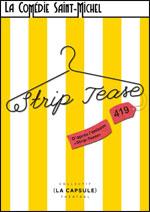 Affiche Strip-tease 419