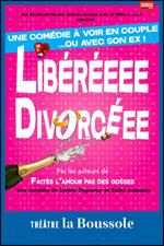 Affiche Libã‰rã‰eee divorcã‰ee