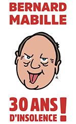 Affiche Bernard mabille