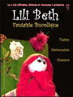 Affiche Lili beth fantaisie bucolique