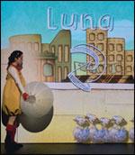 Affiche Tara sur la lune