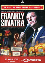 Affiche Frankly sinatra