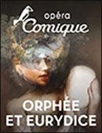 Affiche Orphee & eurydice