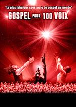 Affiche Gospel pour 100 voix world tour