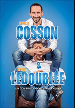 Affiche Arnaud cosson et cyril ledoublee
