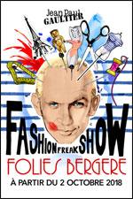 Affiche Jean paul gaultier