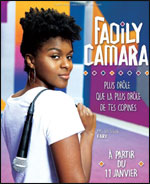 Affiche Fadily camara