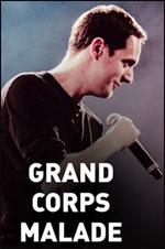 Affiche Grand corps malade