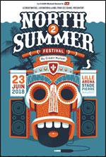 Affiche North summer festival - parking