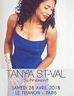 Affiche Tanya saint-val